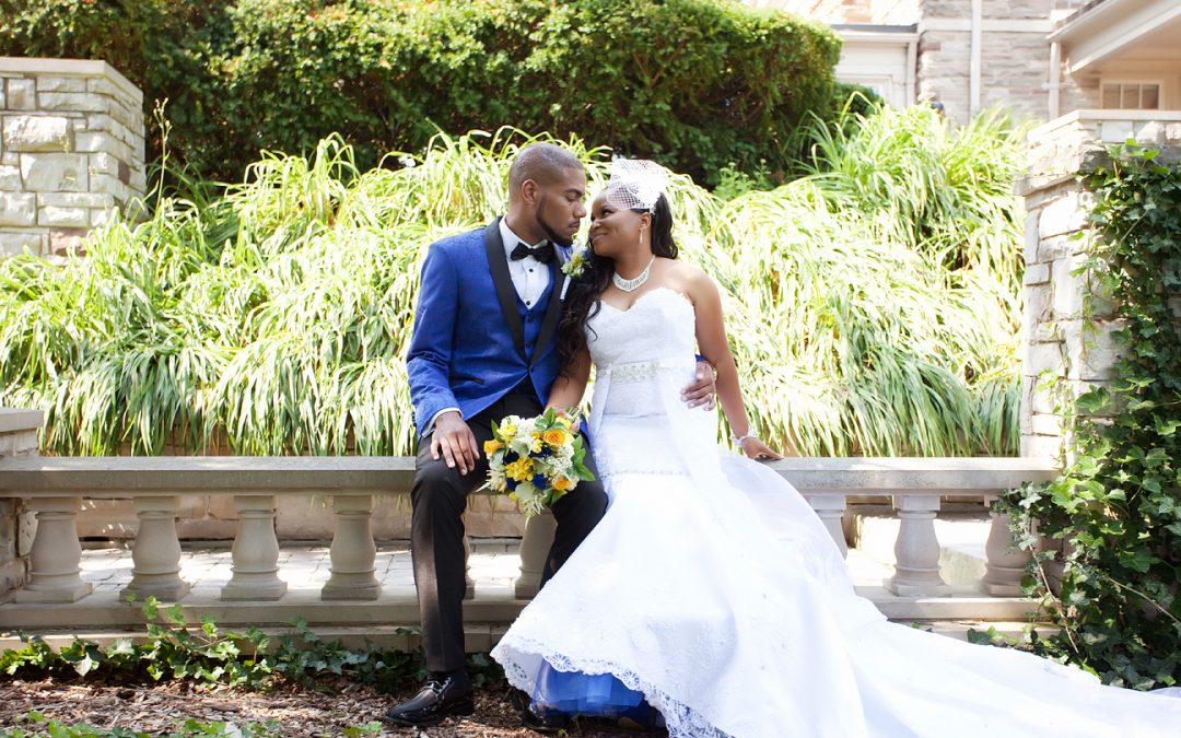 Tanisha & Jason Wedding