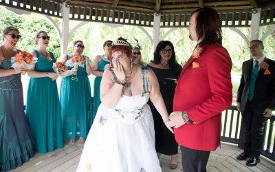Krystle & Zack Wedding
