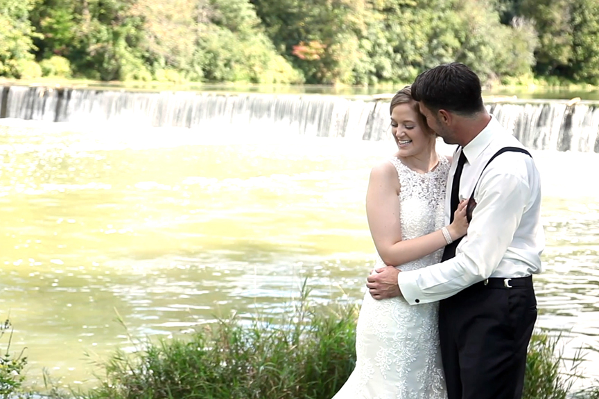 Three Bridges Event Centre Wedding Video