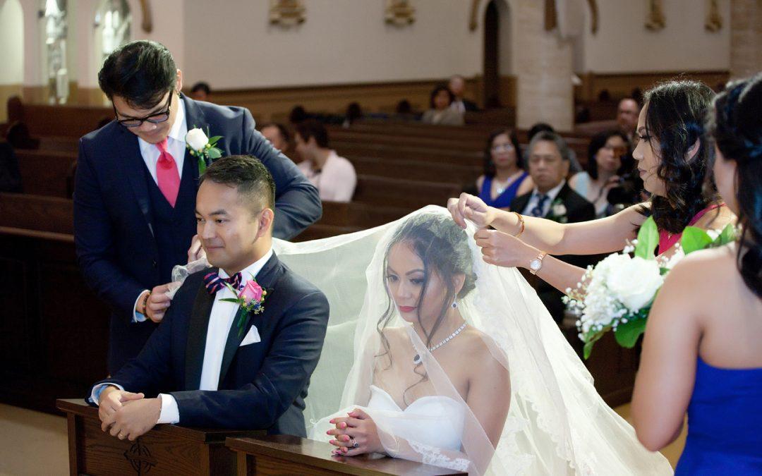 Zyra & JP Wedding