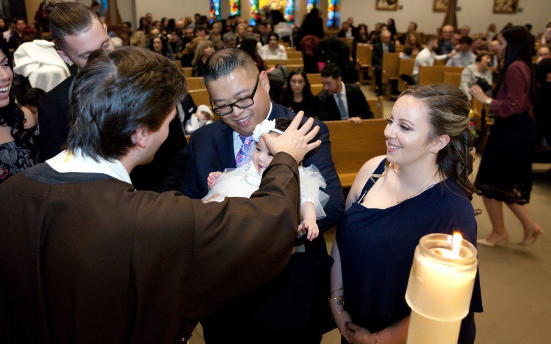 Francesca Baptism