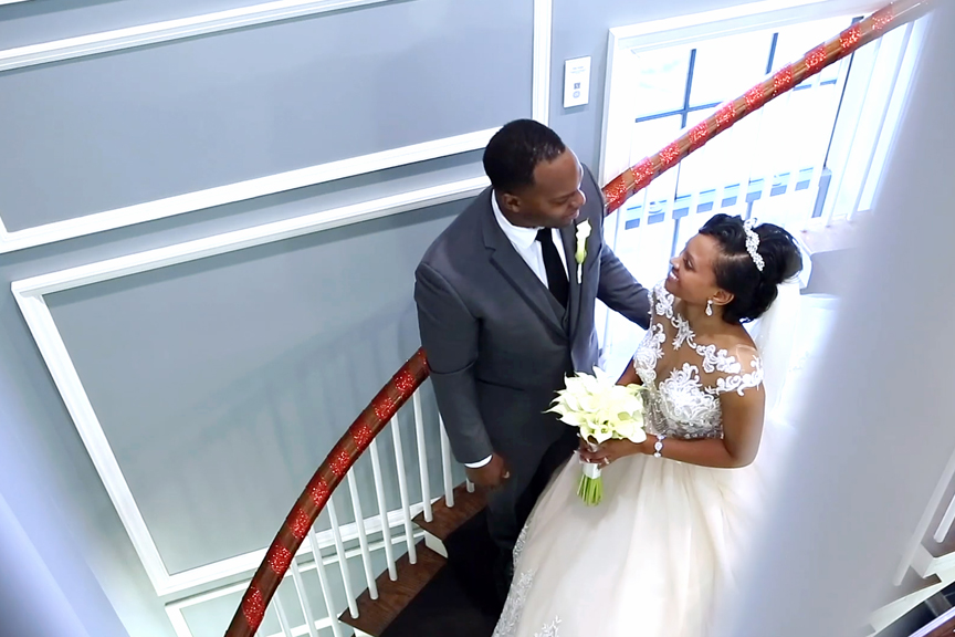 Shanice & Matthew Wedding