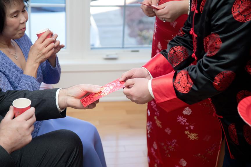 Chinese tea ceremony gift