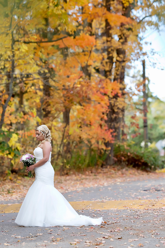 Bride portrait at Adamson Estate