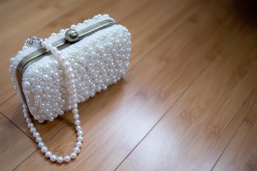 bride prep details