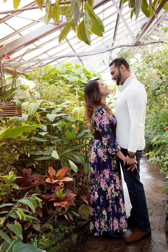 shoot at allan gardens