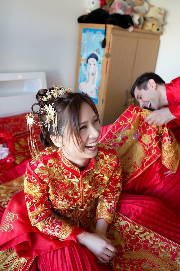 Chinese tea ceremony first look