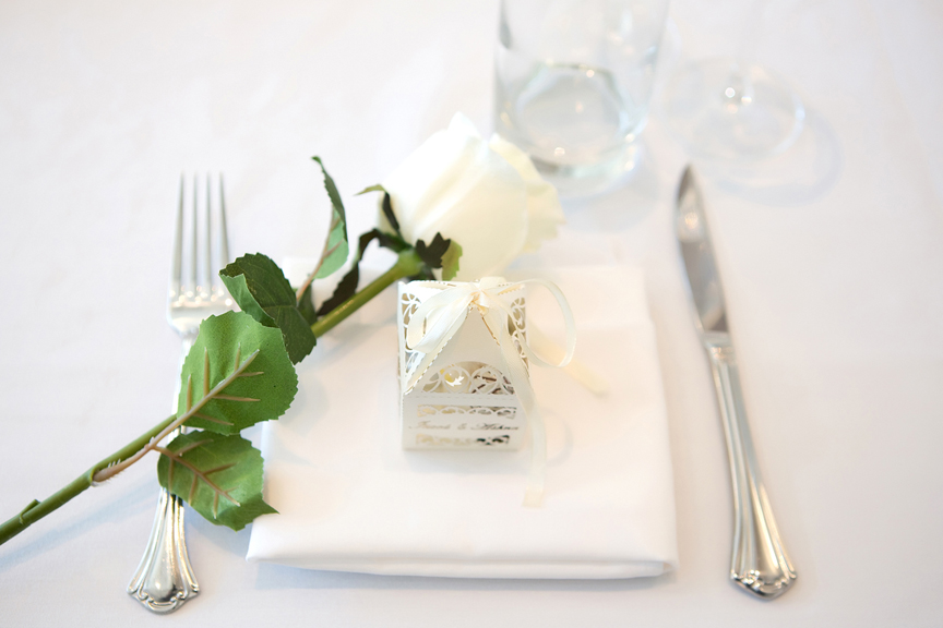 party favours at Guild Inn Estate