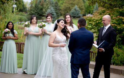Mahtab & Daniel Wedding