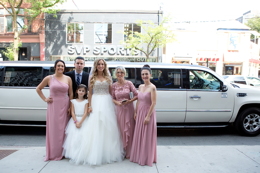 bride prep ready