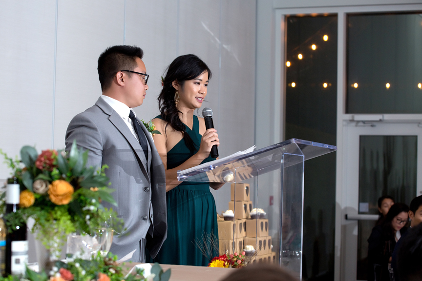 sibling speech at Guild Inn