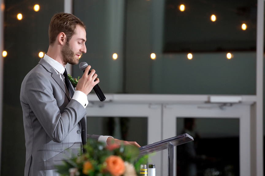 best man speech at Guild Inn