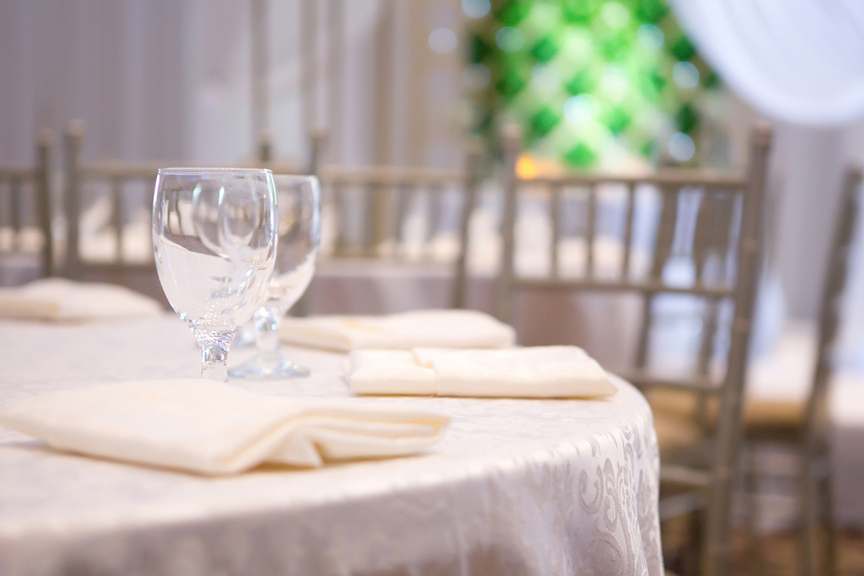 place setting at Grand Empire Banquet And Convention Centre