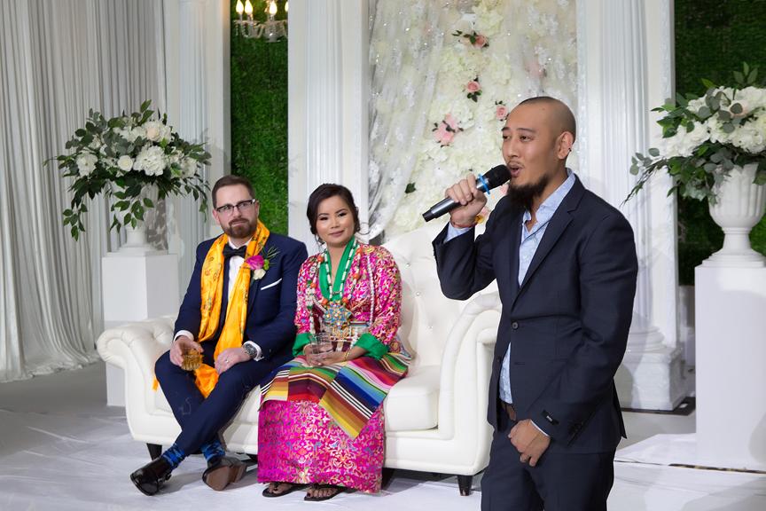 Buddhist Wedding speech