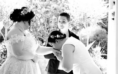 Kalyna & Erin Wedding