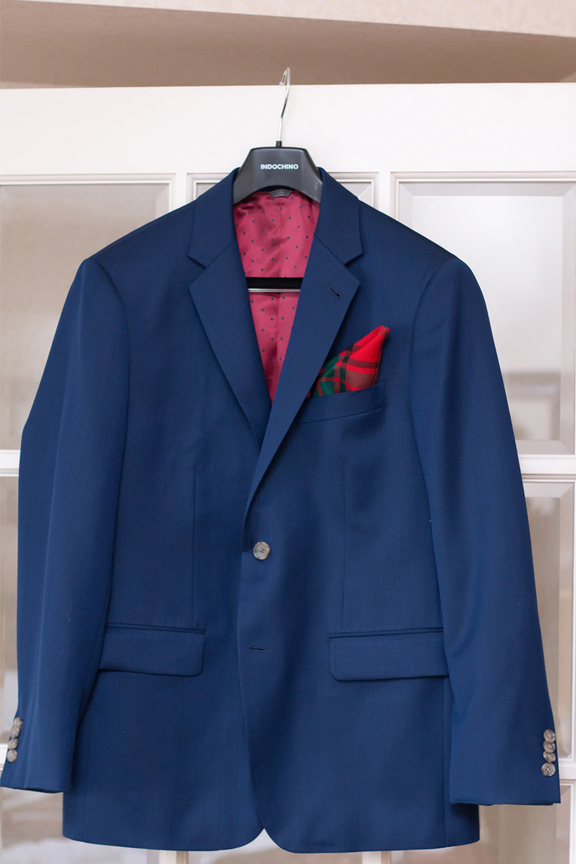 groom prep suit