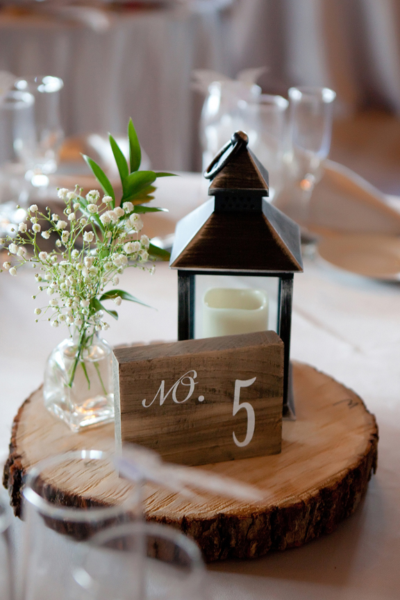 wedding centrepiece decor