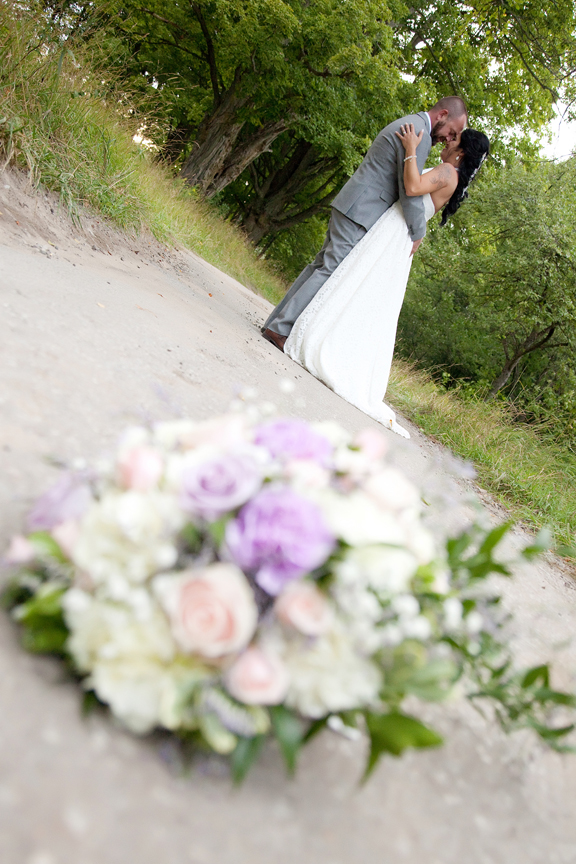 bridal bouquet at Tangle Creek Golf and Country Club