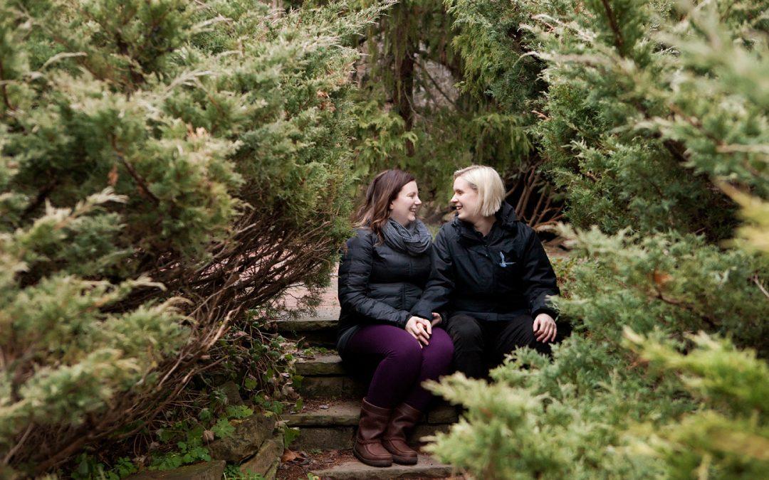 Amanda & Jen Engagement