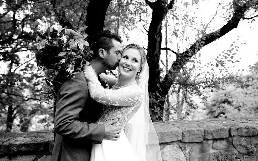 Samantha & James Wedding