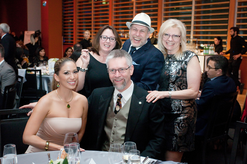 attendees Canadian Jewellers Association Gala Corporate Event Photography