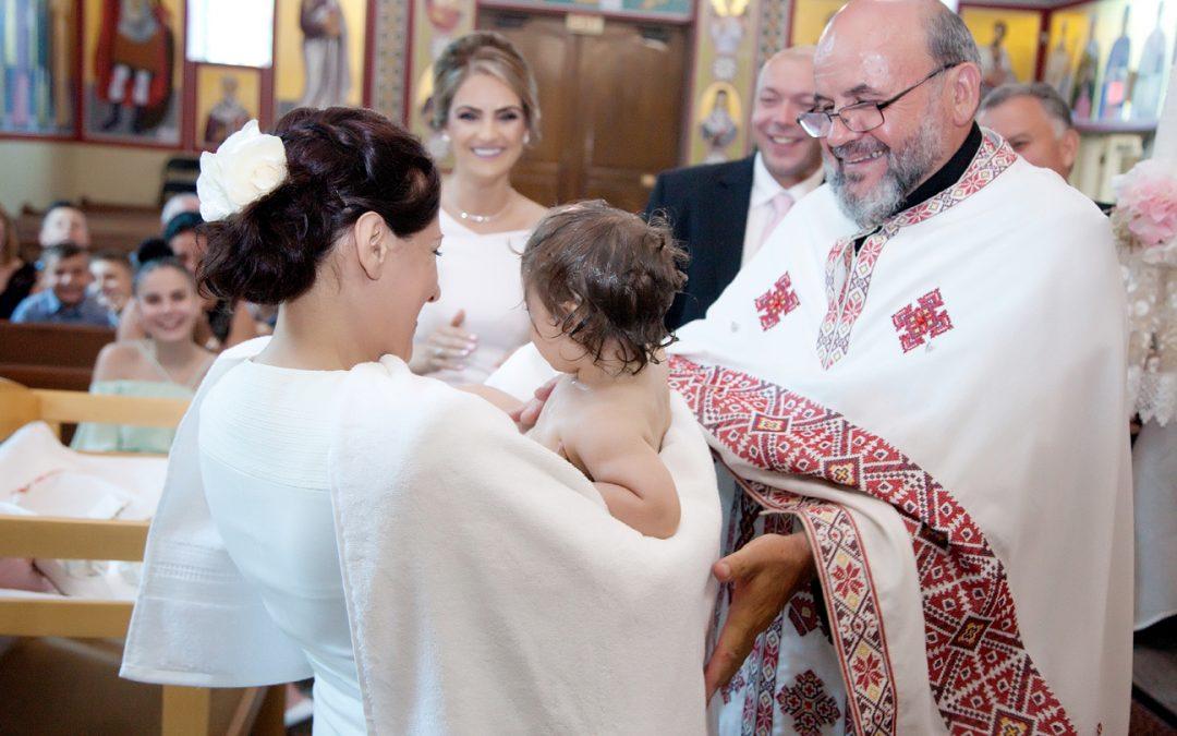 Crystal Baptism