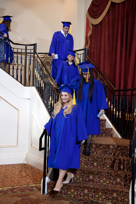 graduates entre CDI Graduation Ceremony