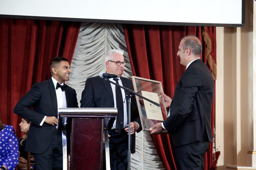 award CDI Graduation Ceremony