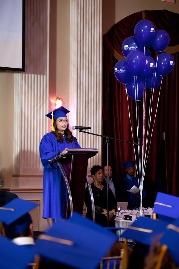 speech CDI Graduation Ceremony Corporate Event Photography