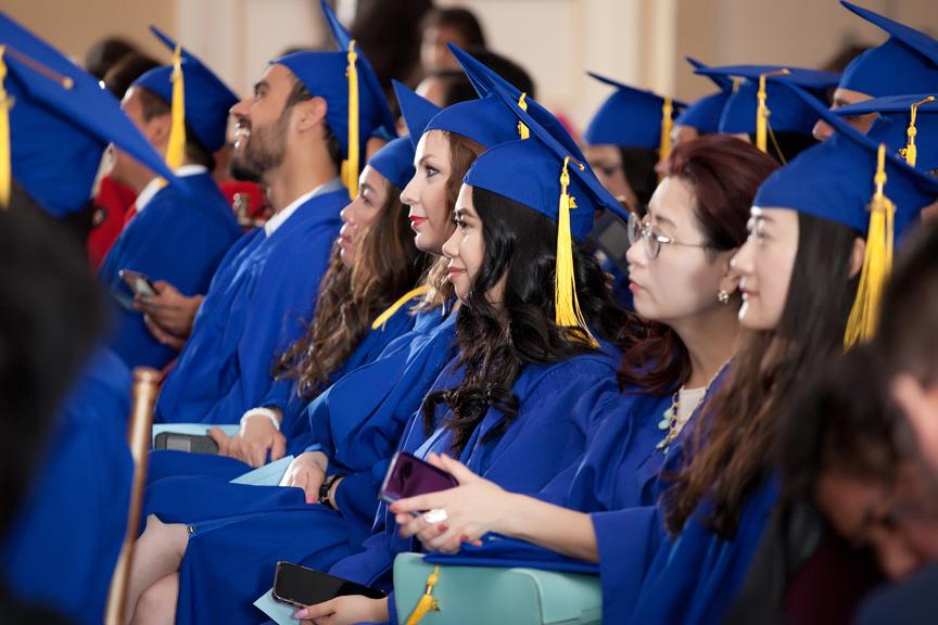 graduates CDI Graduation Ceremony Corporate Event Photography