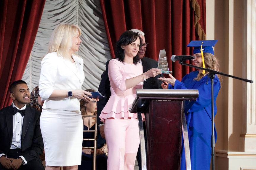 award ceremony CDI Graduation Ceremony Corporate Event Photography