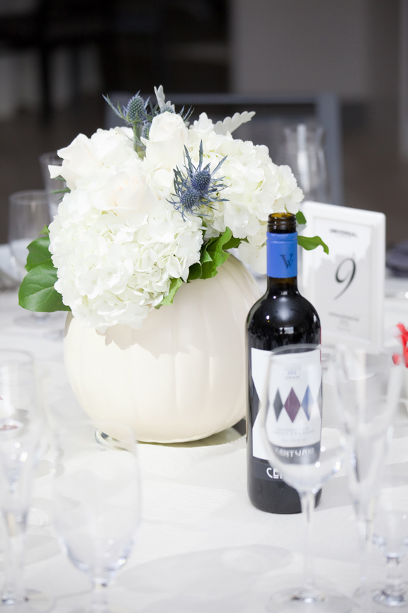 table decor wedding reception at Universal EventSpace