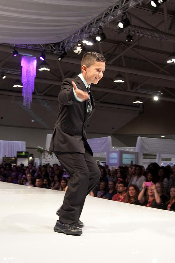fashion show runway Canada's Bridal Show
