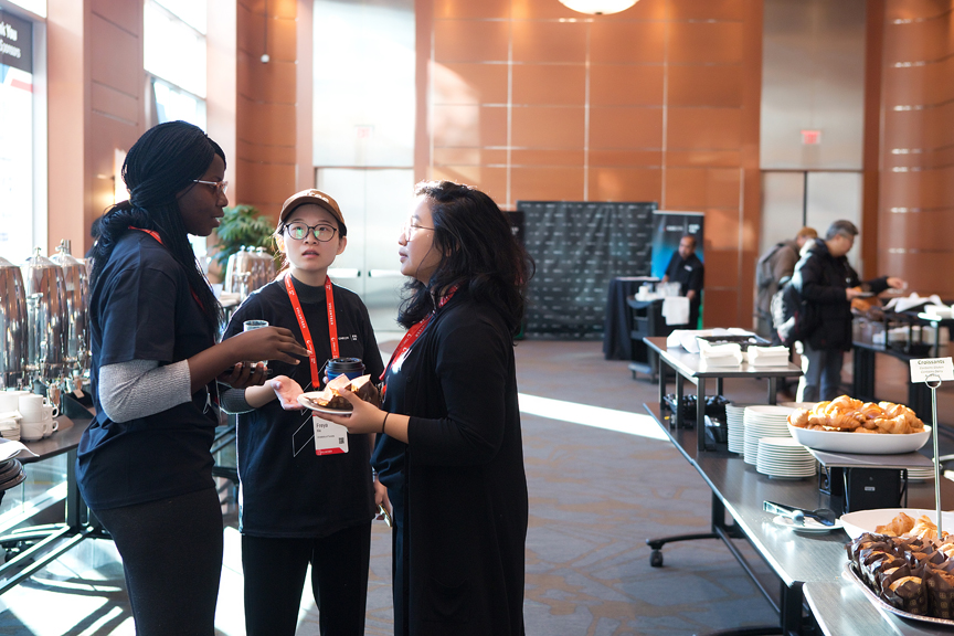 attendees Cascon x Evoke Conference 2019