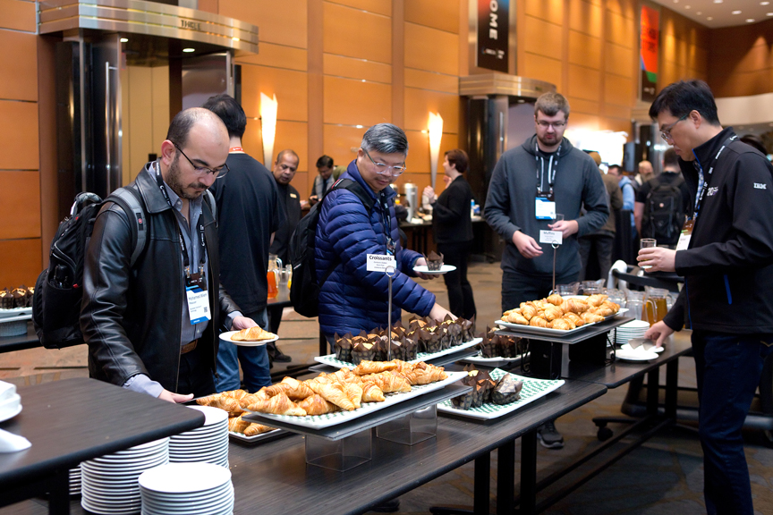 food Cascon x Evoke Conference 2019 Corporate Event Photography
