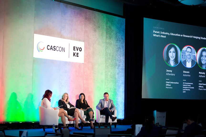 panel Cascon x Evoke Conference 2019 Corporate Event Photography
