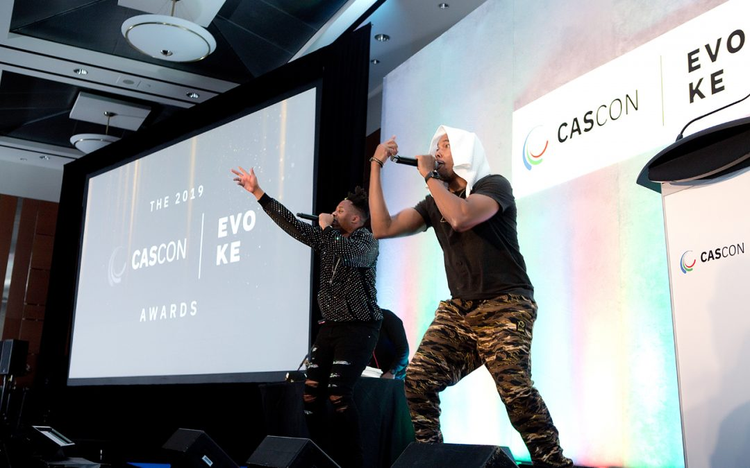 Cascon x Evoke Conference