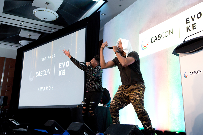 performance Cascon x Evoke Conference 2019 Corporate Event Photography