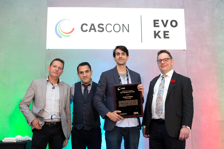award Cascon x Evoke Conference 2019 Corporate Event Photography