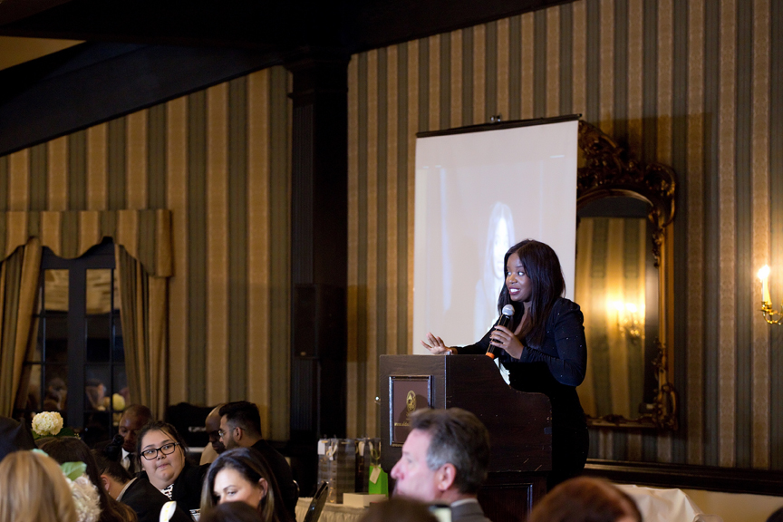 speaker Women In Leadership Awards Gala Corporate Event Photography