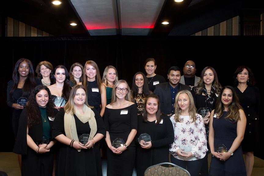 group photo Women In Leadership Awards Gala