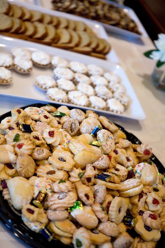 Baptism party at Royal Ambassador cookies