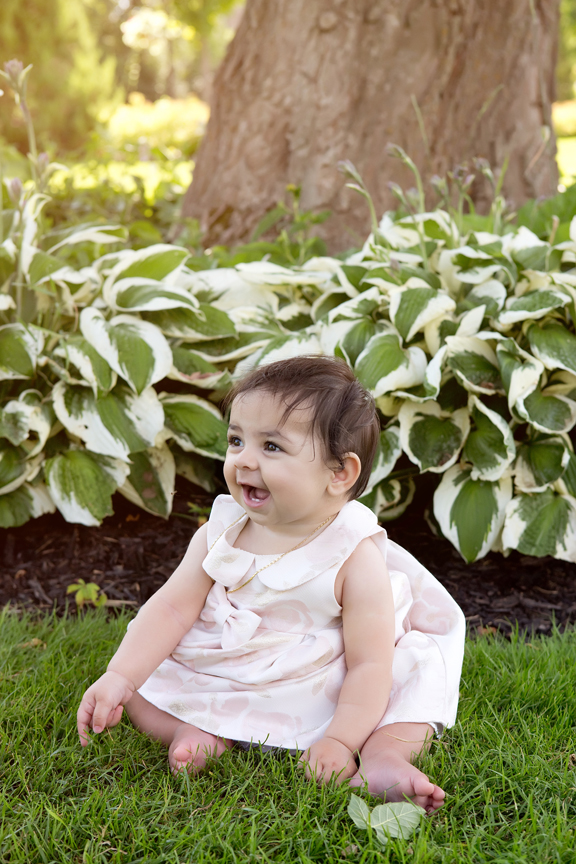 Milestone Event Photography Baptism at Royal Ambassador baby solo