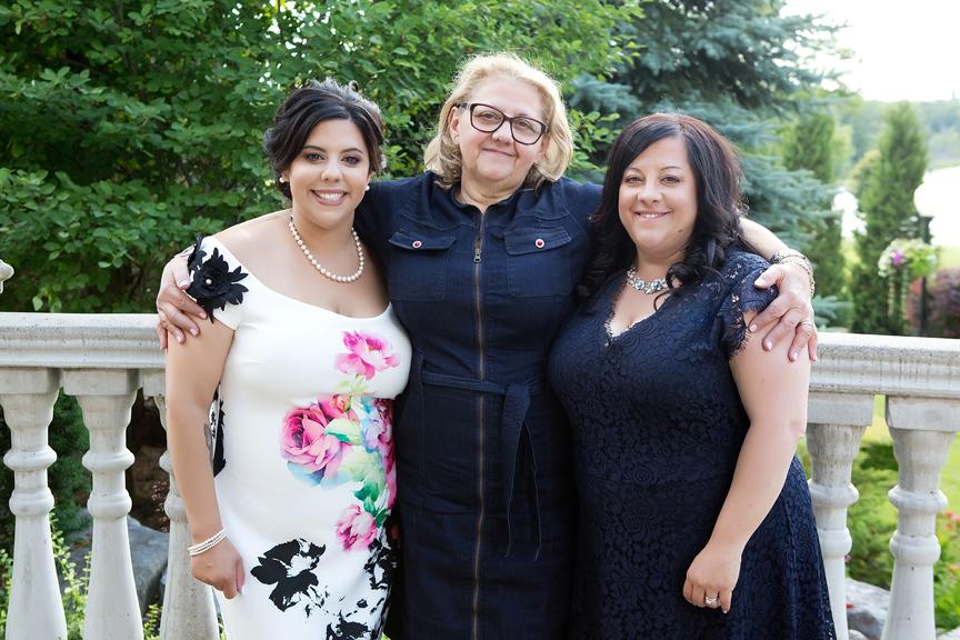 Milestone Event Photography Baptism at Royal Ambassador the ladies