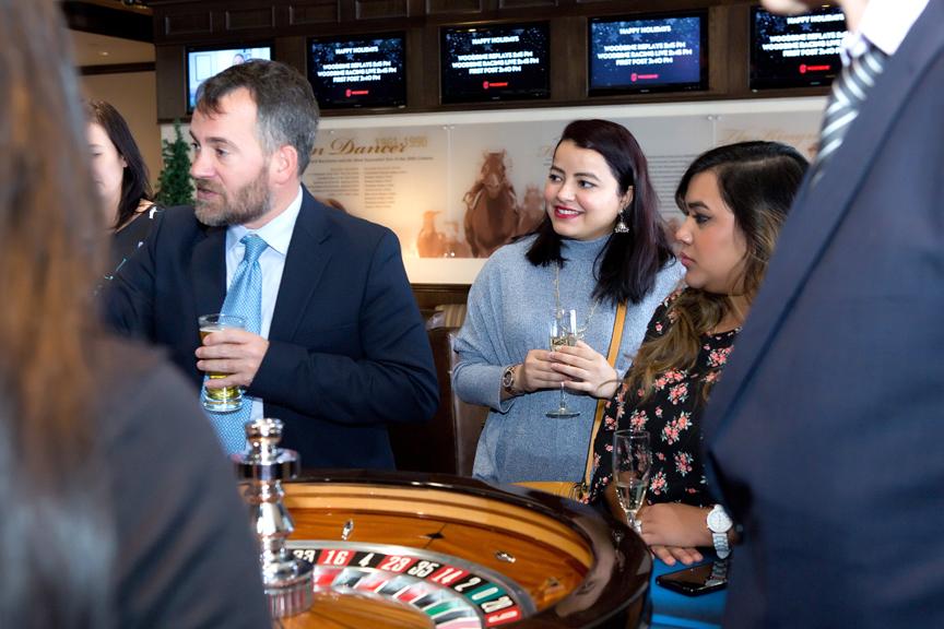 gambling Kenilworth Media Holiday Party