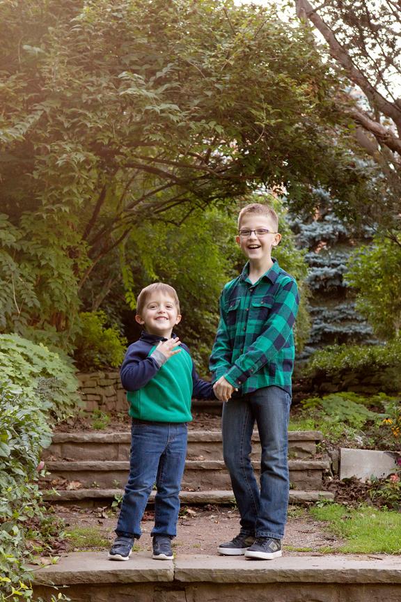 professional portrait brothers
