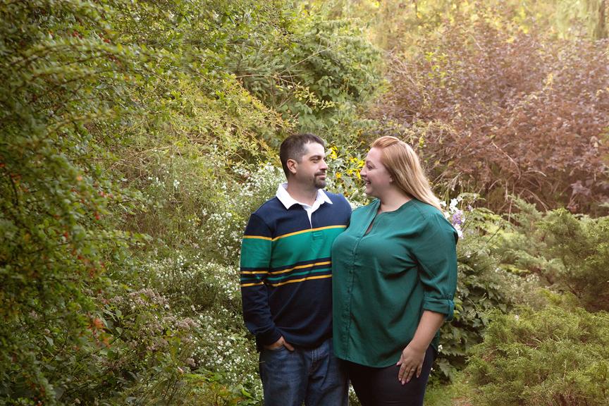 professional portrait couple