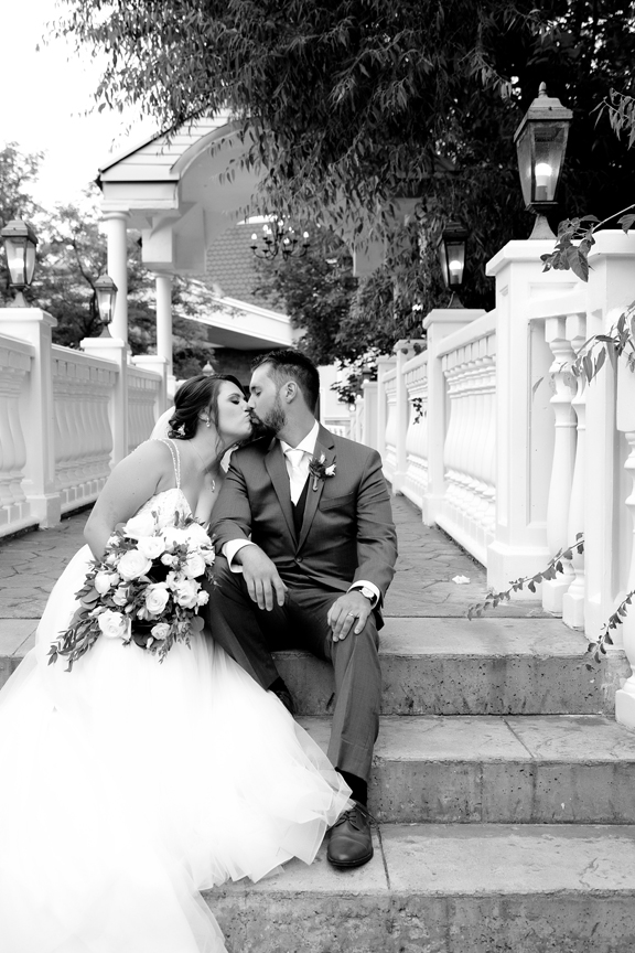 wedding portrait Paradise Banquet Hall
