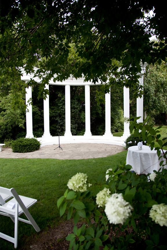 wedding ceremony decor Paradise Banquet Hall