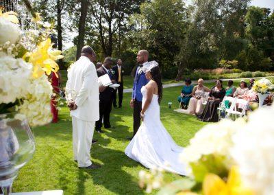 Wedding portrait at Paletta Mansion